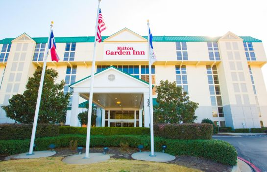 Außenansicht Hilton Garden Inn Dallas-Market Center