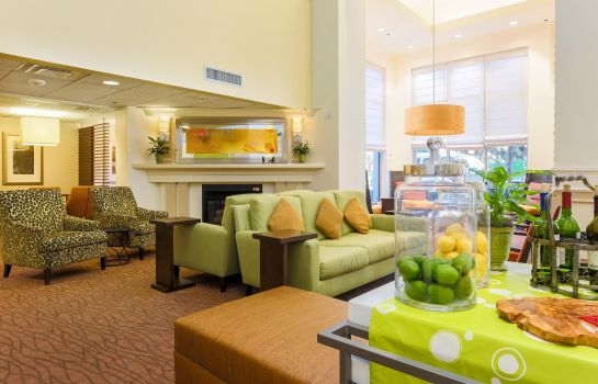 Hotelhalle Hilton Garden Inn Dallas-Market Center