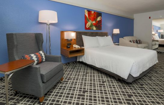 Zimmer Hilton Garden Inn Dallas-Market Center