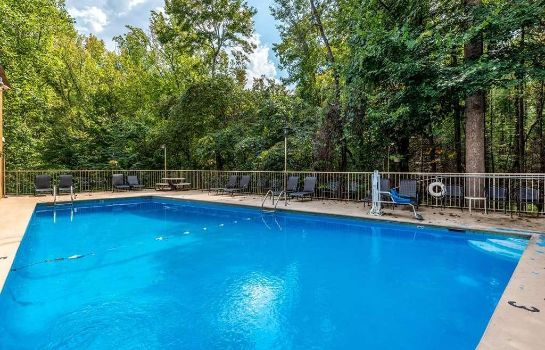 Exterior view Motel 6 Gatlinburg Smoky Mountains