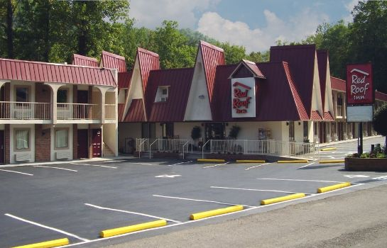 Vista esterna Motel 6 Gatlinburg Smoky Mountains