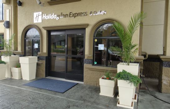 Außenansicht Holiday Inn Express & Suites HOUSTON NORTH INTERCONTINENTAL