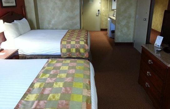 Zimmer Guesthouse Inn & Suites Vandy