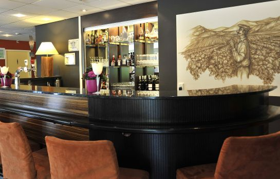 Hotel bar Golden Tulip Zevenbergen