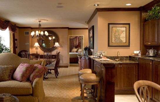 Suite The Saint Paul Hotel LVX