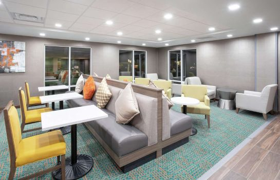Vestíbulo del hotel Homewood Suites by Hilton Albuquerque-Journal Center