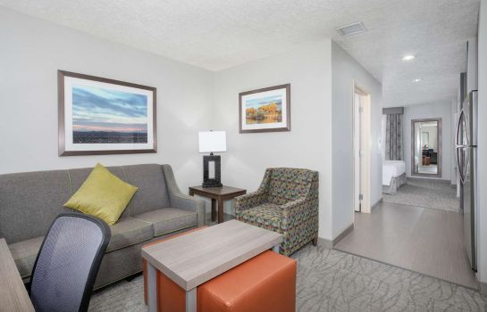 Habitación Homewood Suites by Hilton Albuquerque-Journal Center