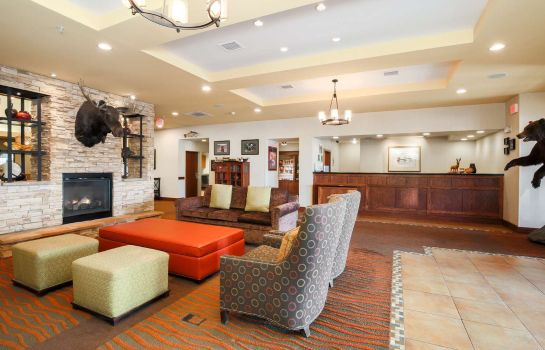 Lobby Homewood Suites by Hilton Anchorage