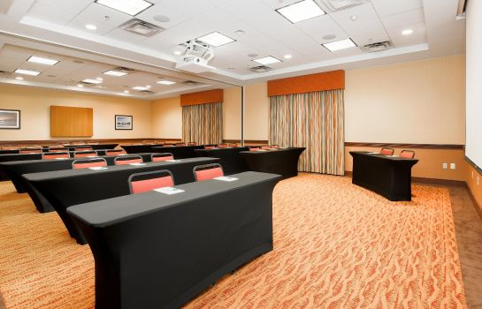 Conference room Homewood Suites by Hilton Anchorage