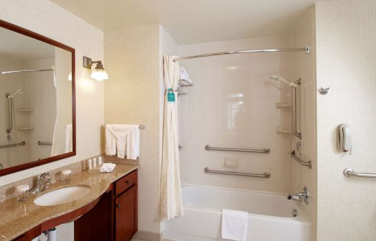 Zimmer Homewood Suites by Hilton Anchorage
