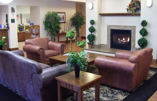 Lobby Homewood Suites by Hilton Bakersfield