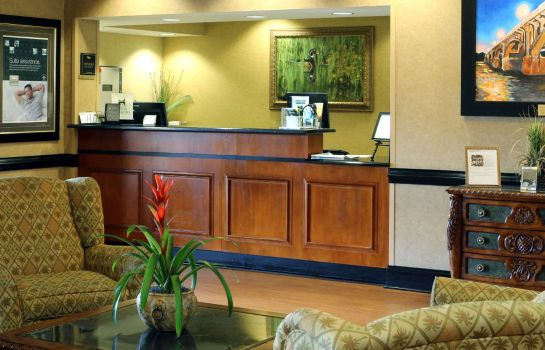 Hol hotelowy Homewood Suites by Hilton Columbia