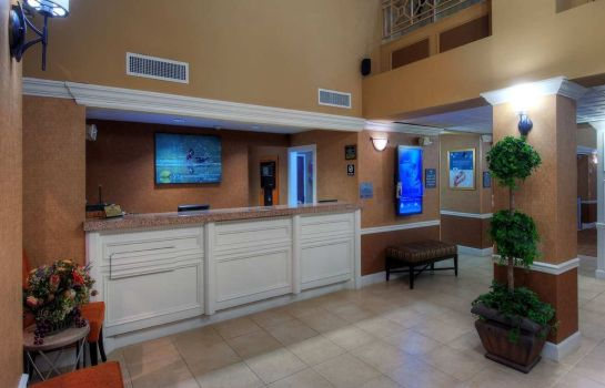 Hol hotelowy Homewood Suites Chattanooga