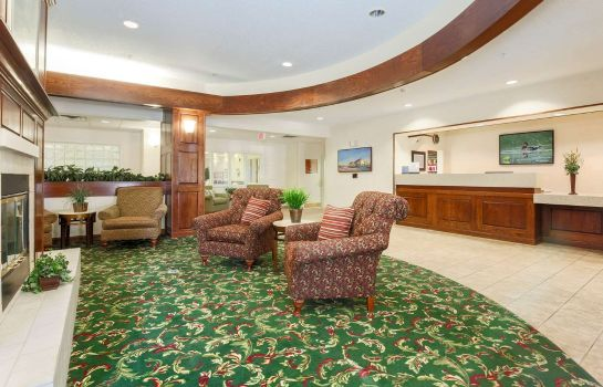 Lobby Homewood Suites by Hilton Columbus-Dublin