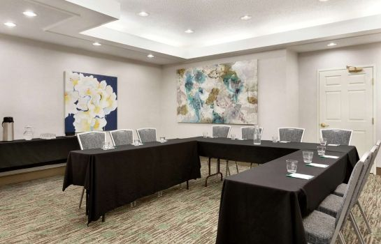 Conference room Homewood Suites by Hilton Columbus-Dublin