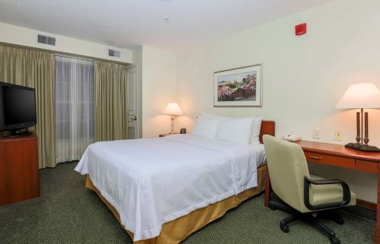 Zimmer Homewood Suites by Hilton Columbus-Dublin