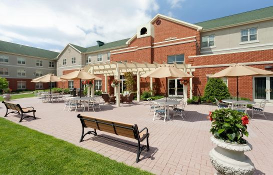 Exterior view Homewood Suites by Hilton Harrisburg East-Hershey Area PA