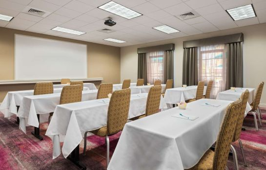 Conference room Homewood Suites by Hilton Orlando-UCF Area