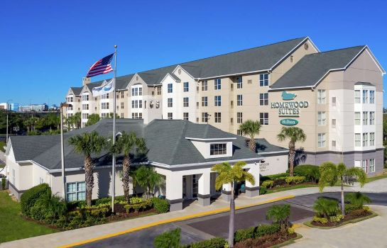 Buitenaanzicht Homewood Suites by Hilton Orlando-Nearest to Univ Studios
