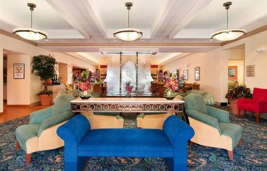 Hotelhalle Homewood Suites by Hilton Orlando-Nearest to Univ Studios