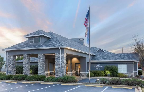 Außenansicht Homewood Suites by Hilton Southwind - Hacks Cross