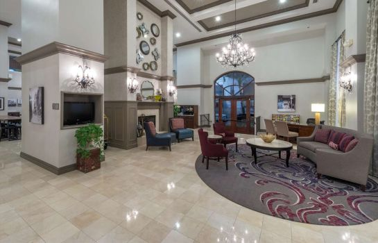 Hol hotelowy Homewood Suites by Hilton New Orleans LA