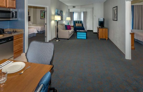 Pokój Homewood Suites by Hilton New Orleans LA