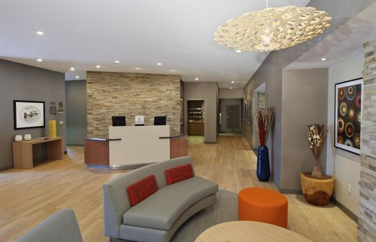 Lobby Homewood Suites by Hilton Newark-Fremont