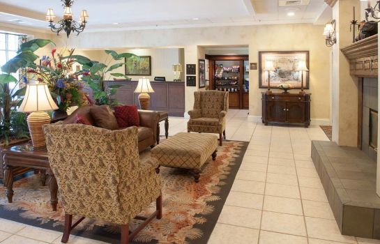 Hotelhalle Homewood Suites by Hilton Pensacola Airport-Cordova Mall FL