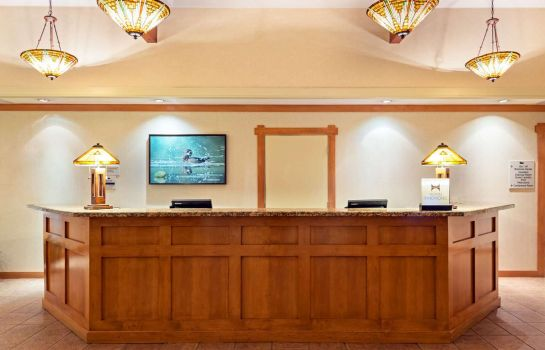 Hotelhalle Homewood Suites by Hilton San Francisco Arpt North CA