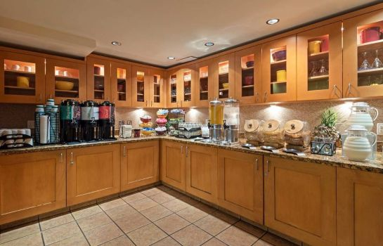 Restaurante Homewood Suites by Hilton San Francisco Arpt North CA