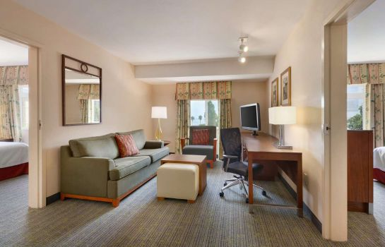 Zimmer Homewood Suites by Hilton San Francisco Arpt North CA
