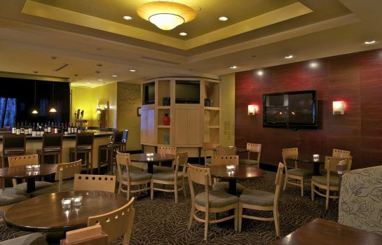 Bar hotelowy Hilton Minneapolis-St Paul Airport Mall of America