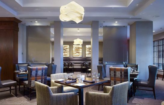 Restaurante Hilton Minneapolis-St Paul Airport Mall of America