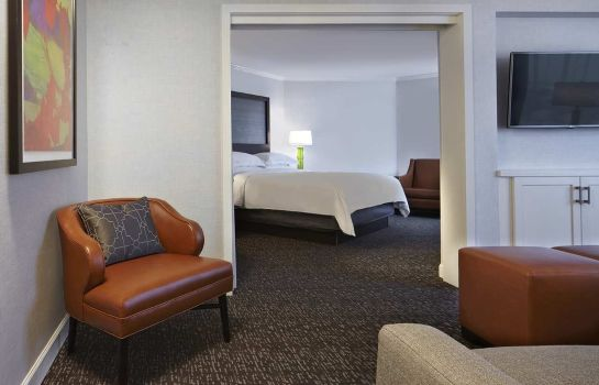 Suite Hilton Minneapolis-St Paul Airport Mall of America