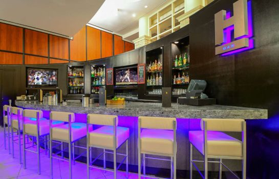 Hotelbar Hilton Dallas Lincoln Centre