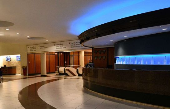 Hotelhal Hilton Dallas Lincoln Centre