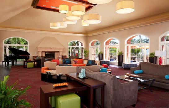 Hotelhal Hilton Grand Vacations at SeaWorld