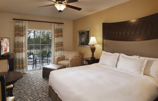 Chambre Hilton Grand Vacations at SeaWorld