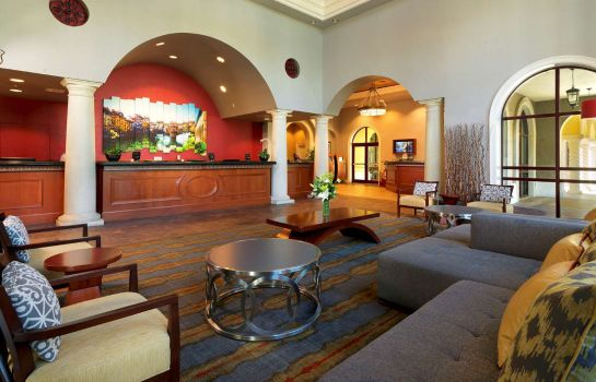 Hotelhalle Hilton Grand Vacations at Tuscany Village