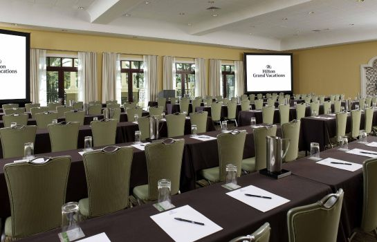 Conference room Hilton Grand Vacations at Tuscany Village