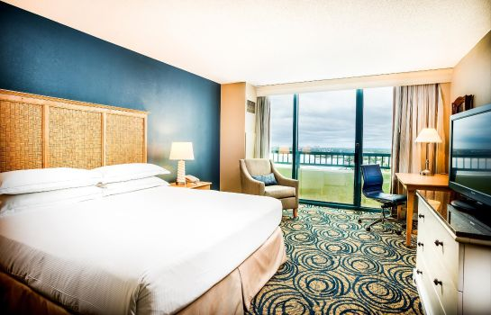 Zimmer Hilton Daytona Beach Oceanfront Resort