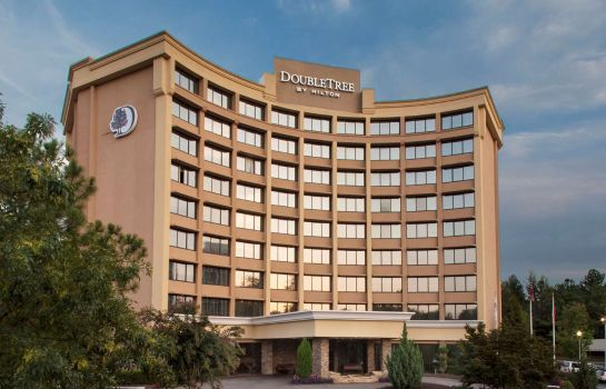 Vista esterna DoubleTree by Hilton Atlanta North Druid Hills - Emory Area