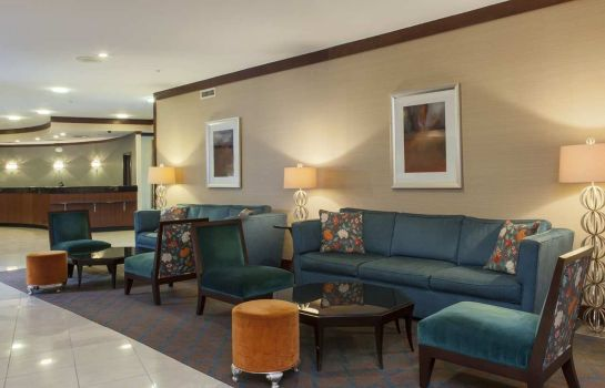 Hotelhalle DoubleTree by Hilton Atlanta North Druid Hills - Emory Area