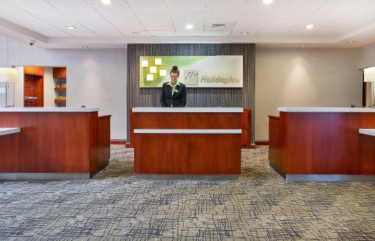 Vestíbulo del hotel Holiday Inn UNIVERSITY PLAZA-BOWLING GREEN