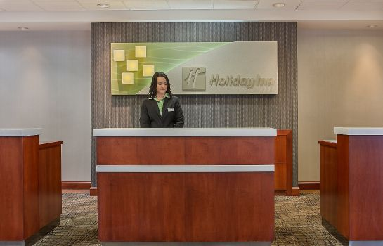 Hotelhalle Holiday Inn UNIVERSITY PLAZA-BOWLING GREEN