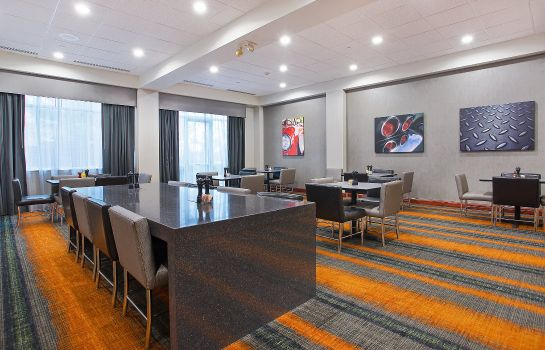 Restaurante Holiday Inn UNIVERSITY PLAZA-BOWLING GREEN