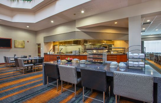 Restaurant Holiday Inn UNIVERSITY PLAZA-BOWLING GREEN
