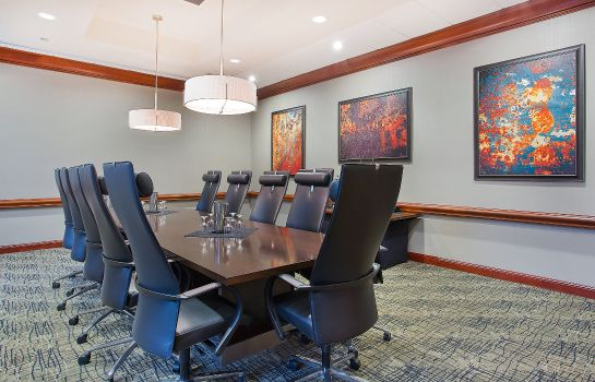 Sala de reuniones Holiday Inn UNIVERSITY PLAZA-BOWLING GREEN