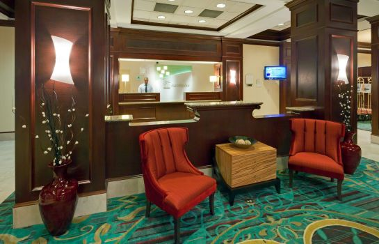 Hotelhalle Holiday Inn CHANTILLY-DULLES EXPO (ARPT)